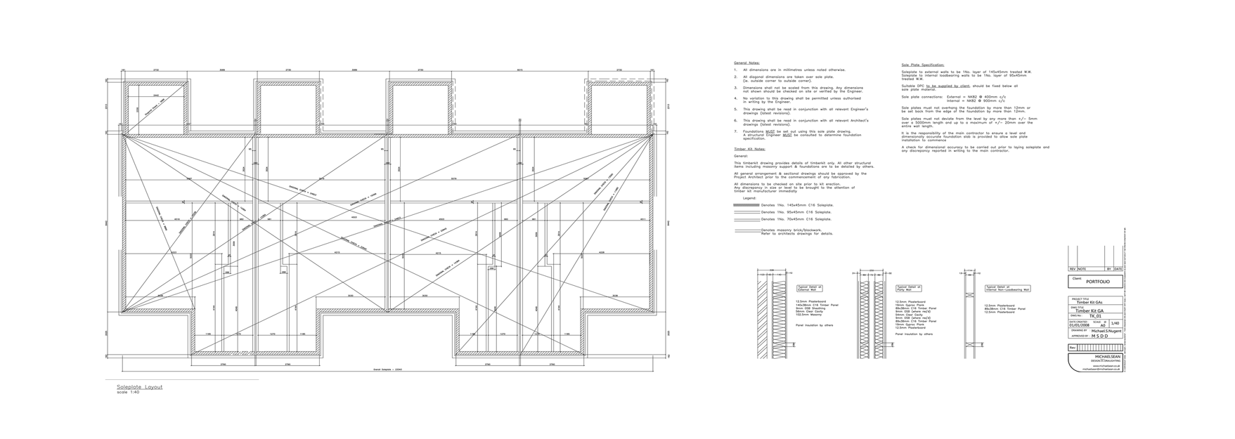 cad timber frame detailing